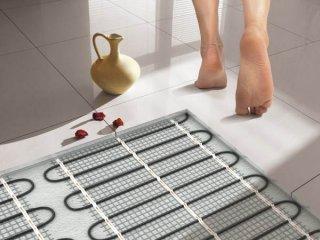 Небольшая статья про отличие Электрического теплого пола от водяного.